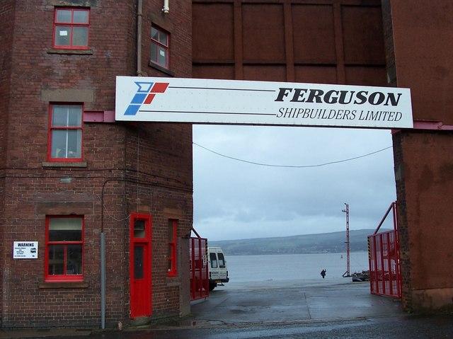 ferguson shipyard - geograph.org.uk - 307737.jpg