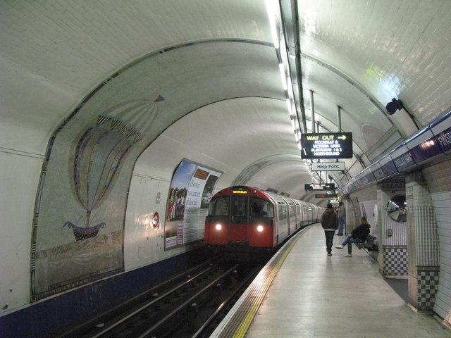 Finsbury Park tube station - geograph.org.uk - 1401160