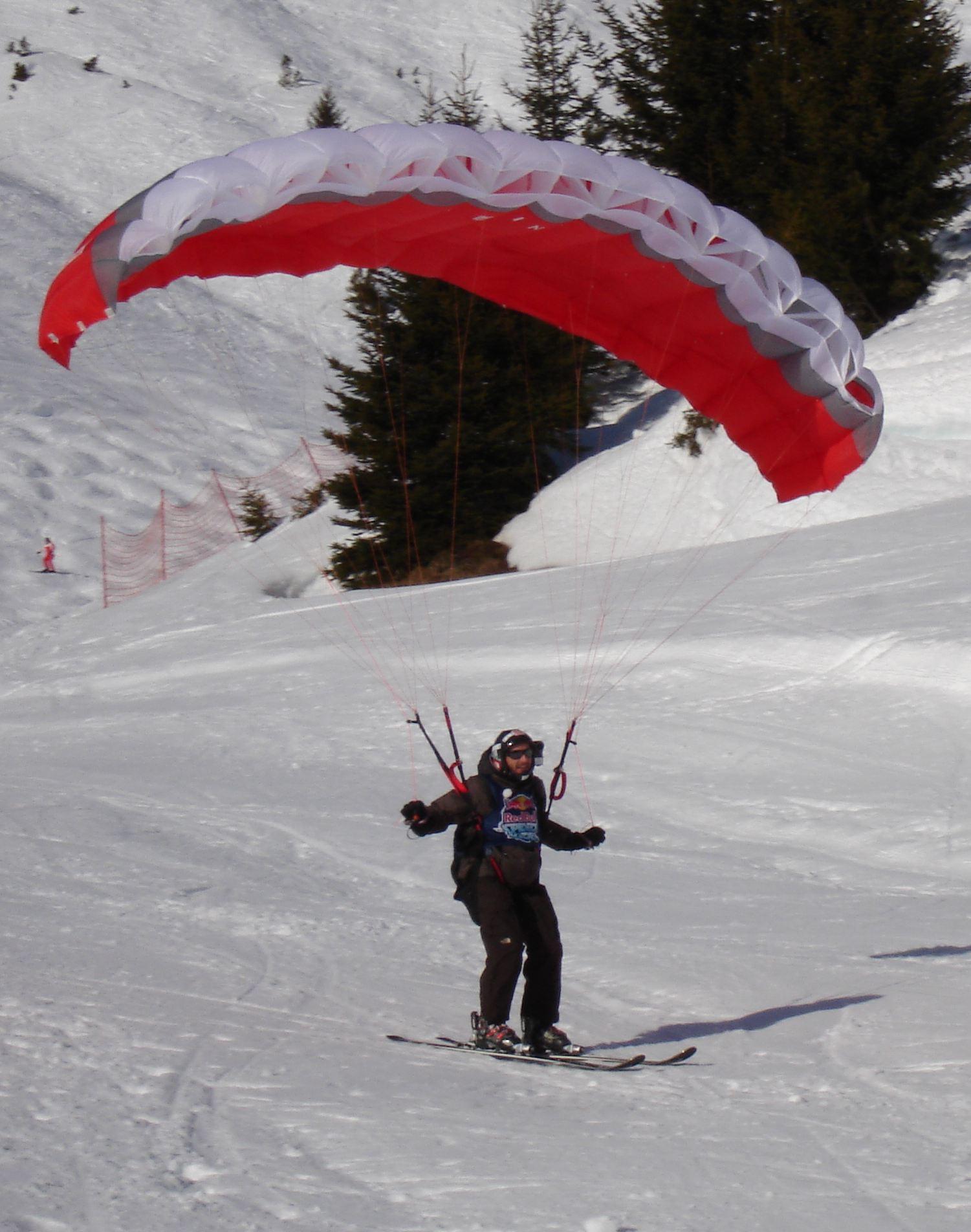 Extremsport: Speed Flying
