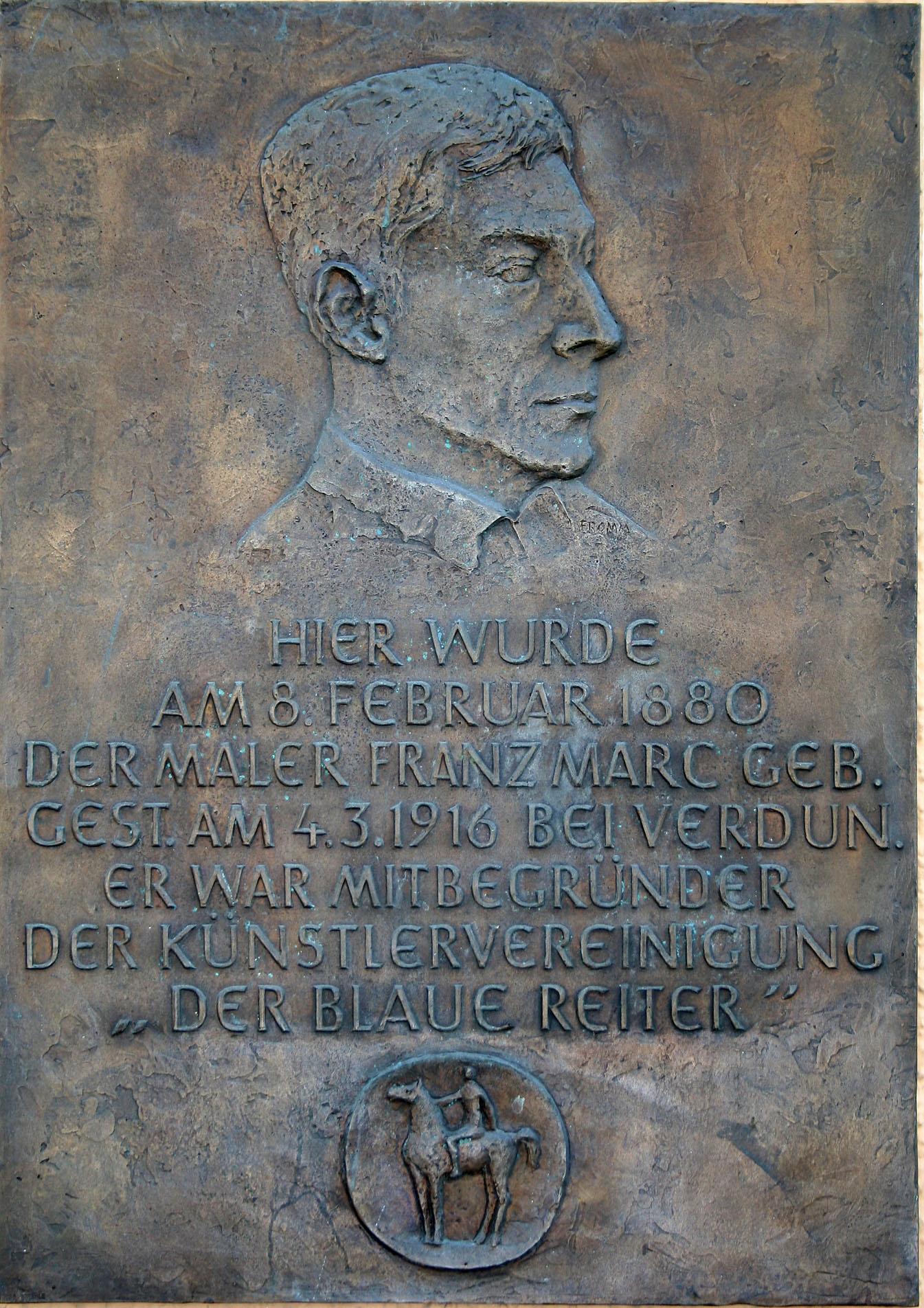 Franz Marc –