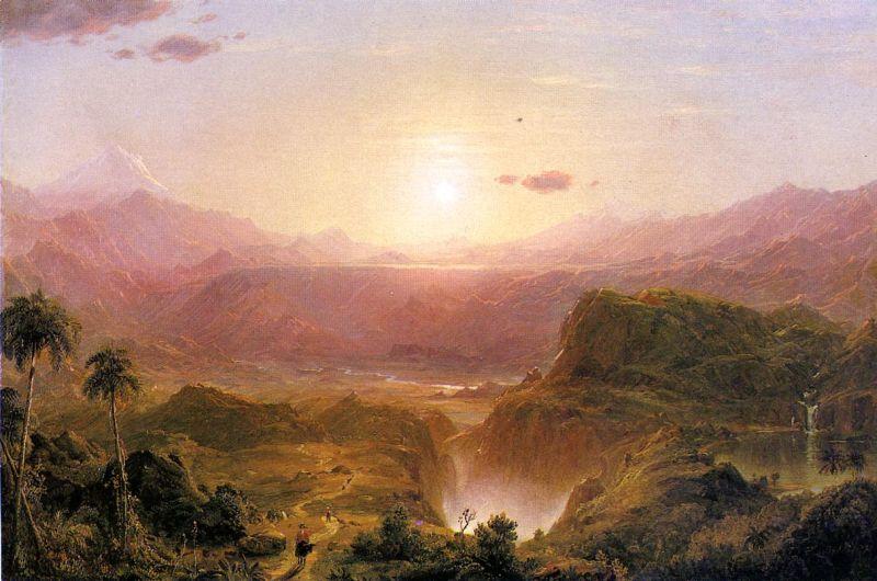 Contemporary Landscape Paintings Famous