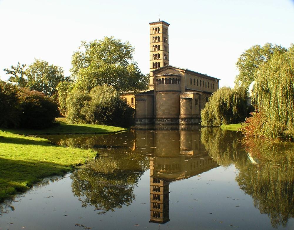 Church Of Peace Potsdam Wikipedia