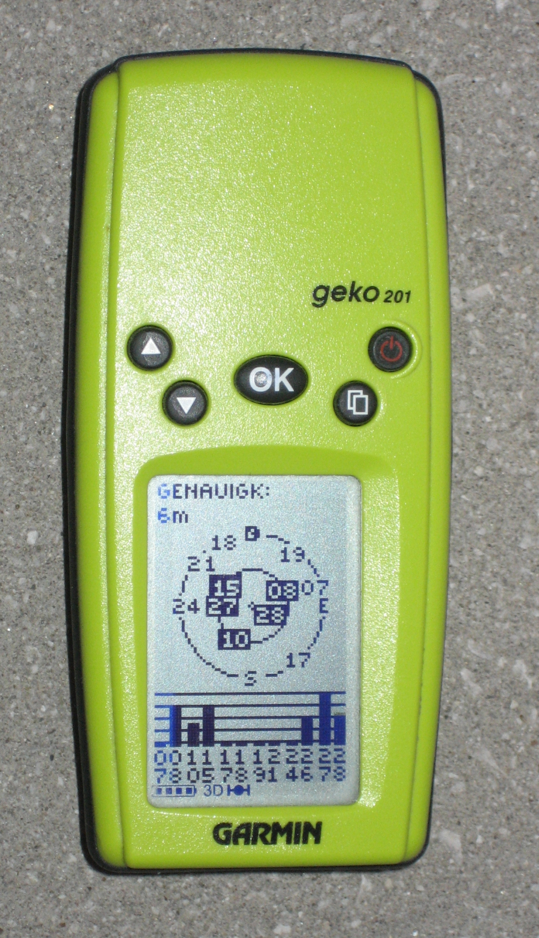 Garmin Geko 201  Garmin-geko-201-01