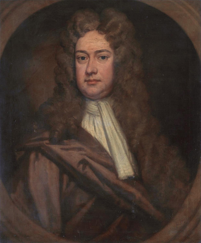 George Clarke (1661-1736)<br>(Studio of [[Godfrey Kneller]])