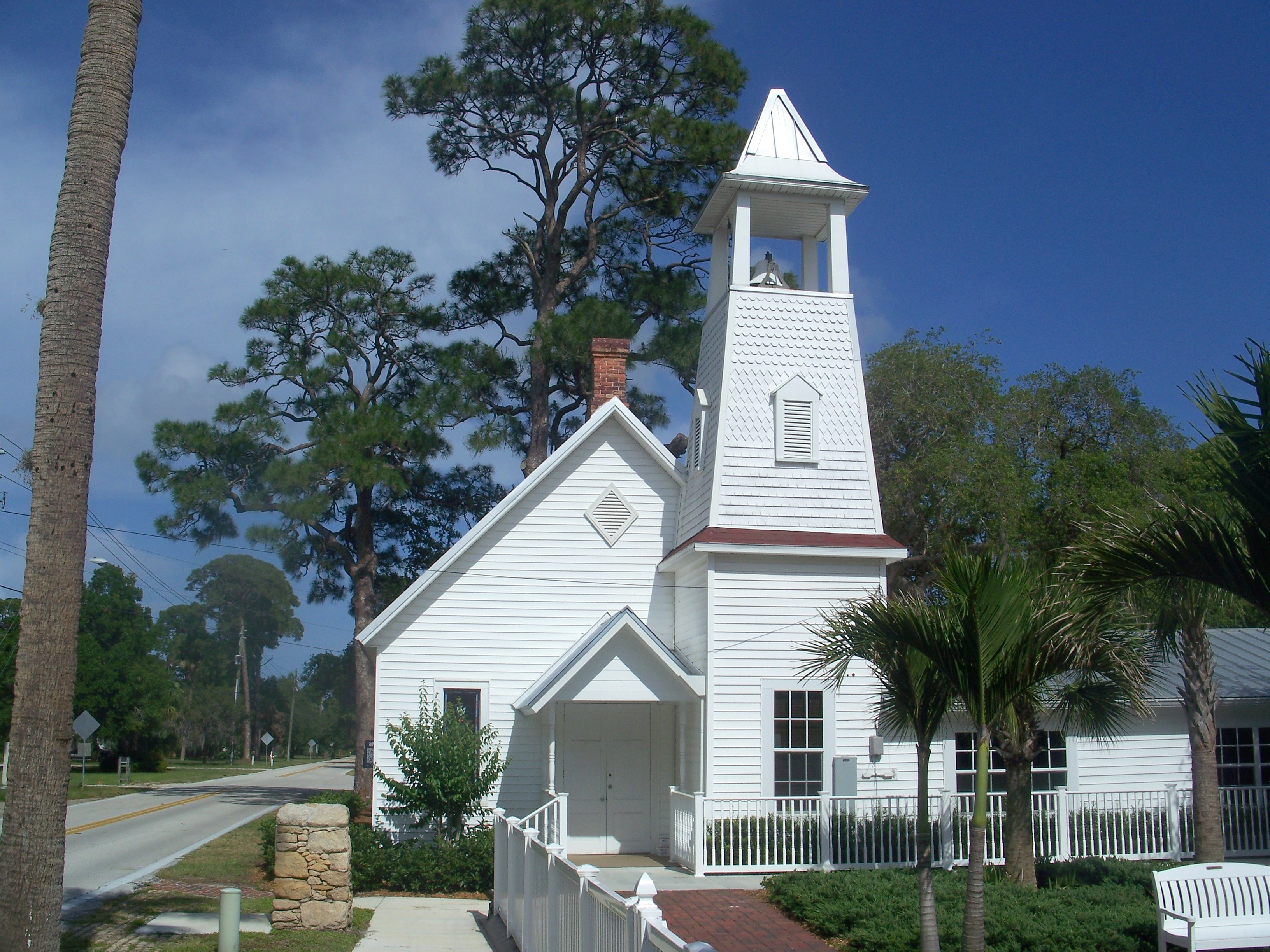 Methodist Church In Merritt Island Florida