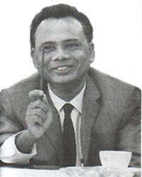 Ghafar Baba Deputy Prime Minister of Malaysia (1986-93)