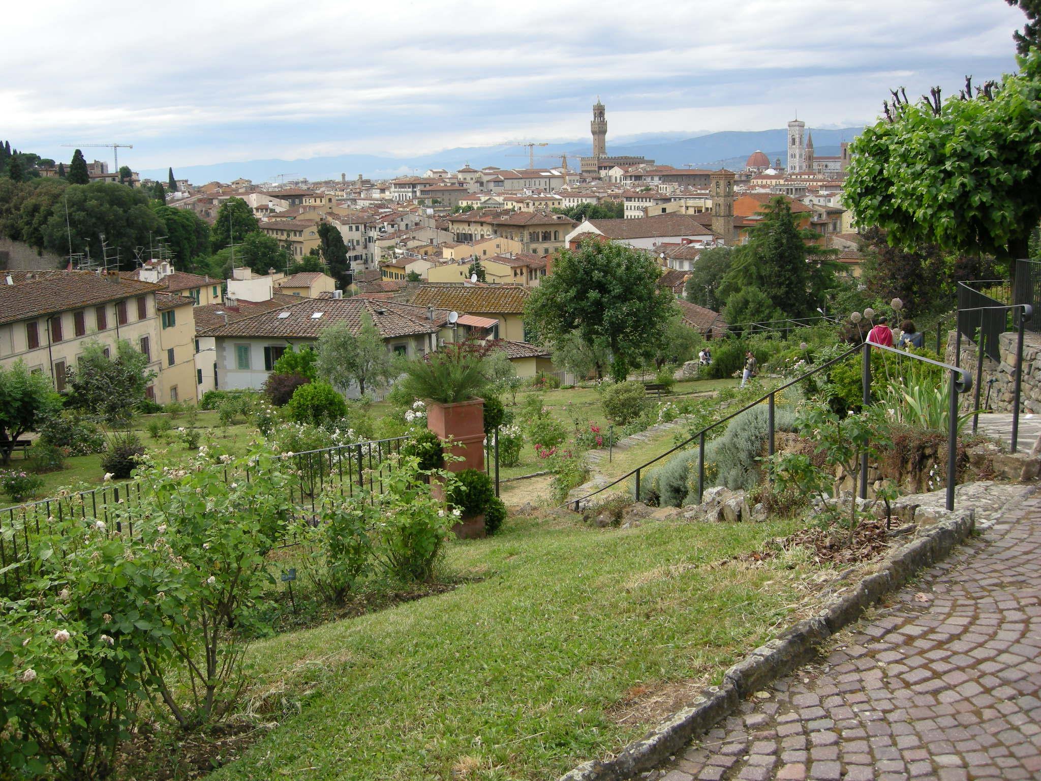 Gairdini Di Villa Castello