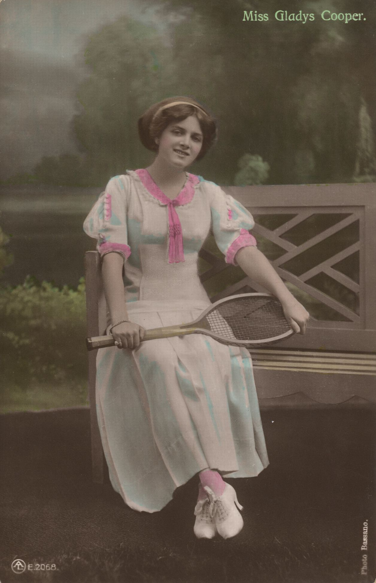 gladys cooper height