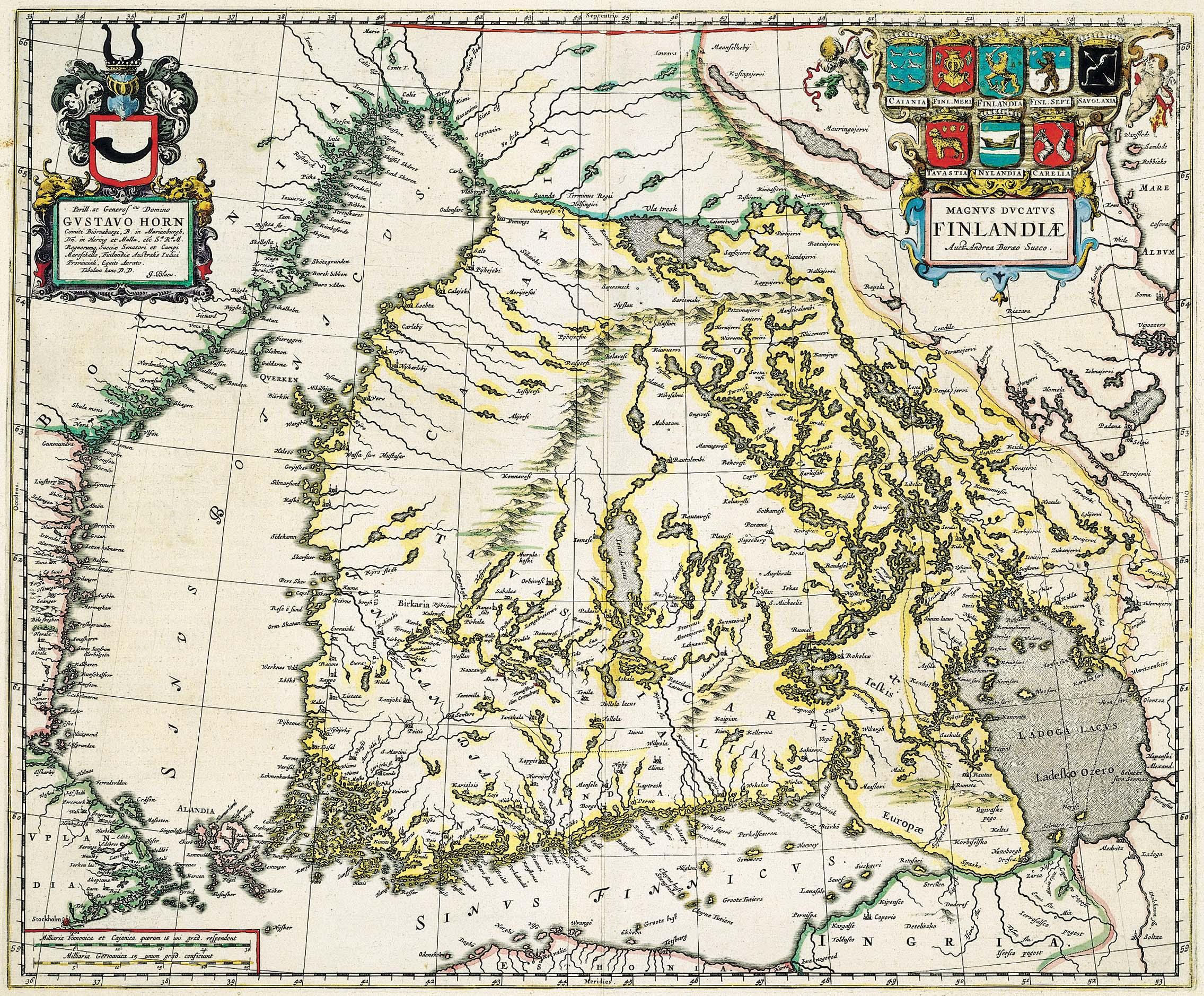 Finlands Historie Wikipedia