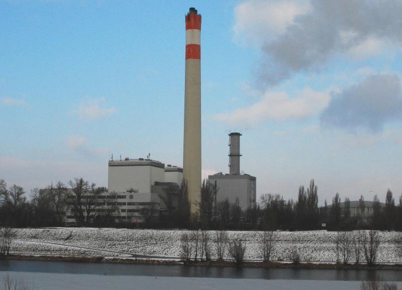 Dampfkraftwerk Donaustadt Wikipedia