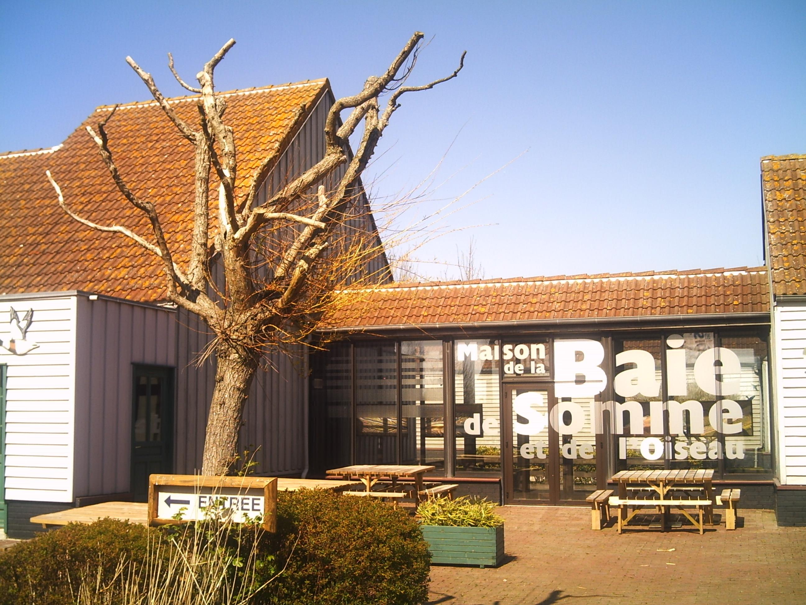 Maison de la baie de Somme et de l'Oiseau — Wikipédia