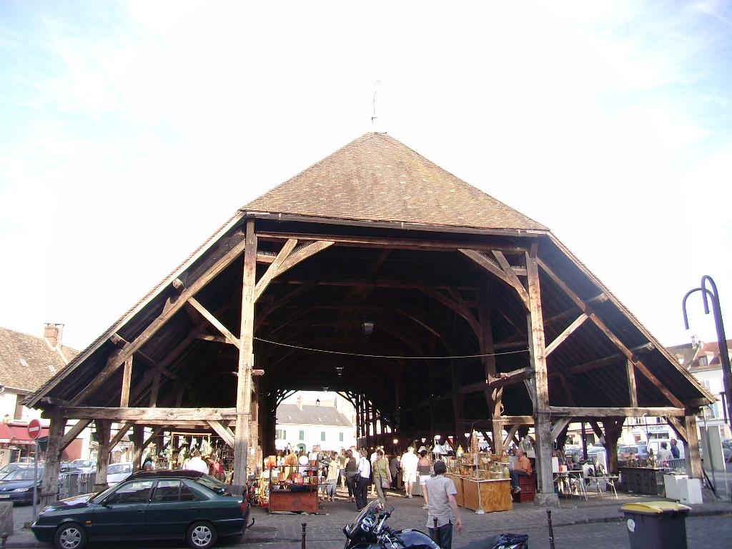 Centre Ville Cote De La Gare  Toulon France