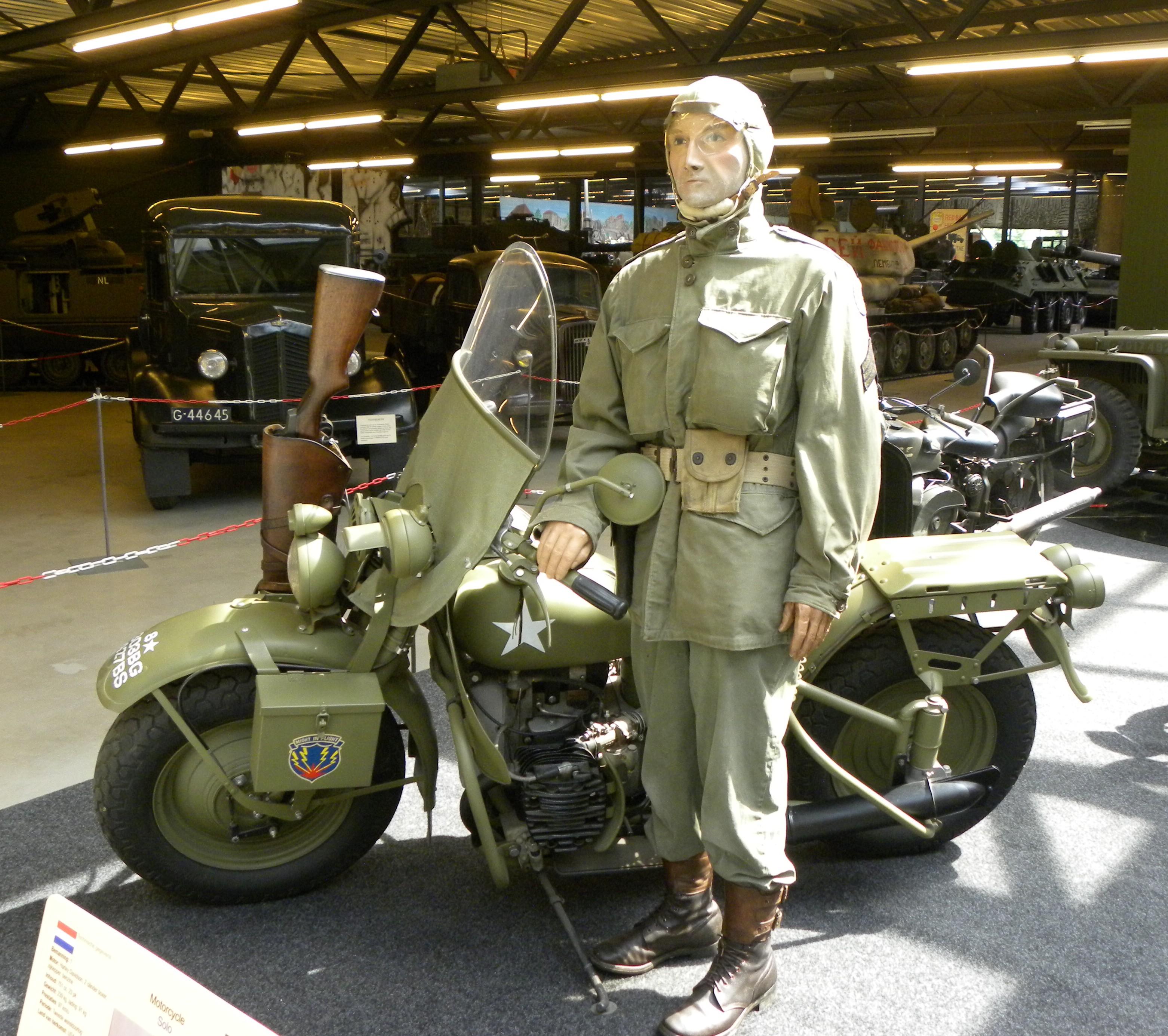 File:Harley Davidson XA from Wo-II.jpg - Wikimedia Commons