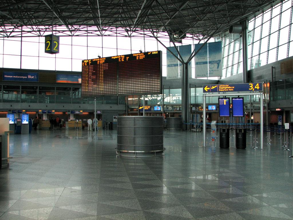 Helsinki Lentokenttä