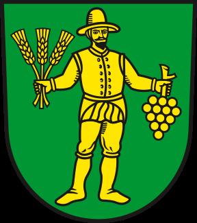 Ehemaliges Gemeindewappen von Höhnstedt