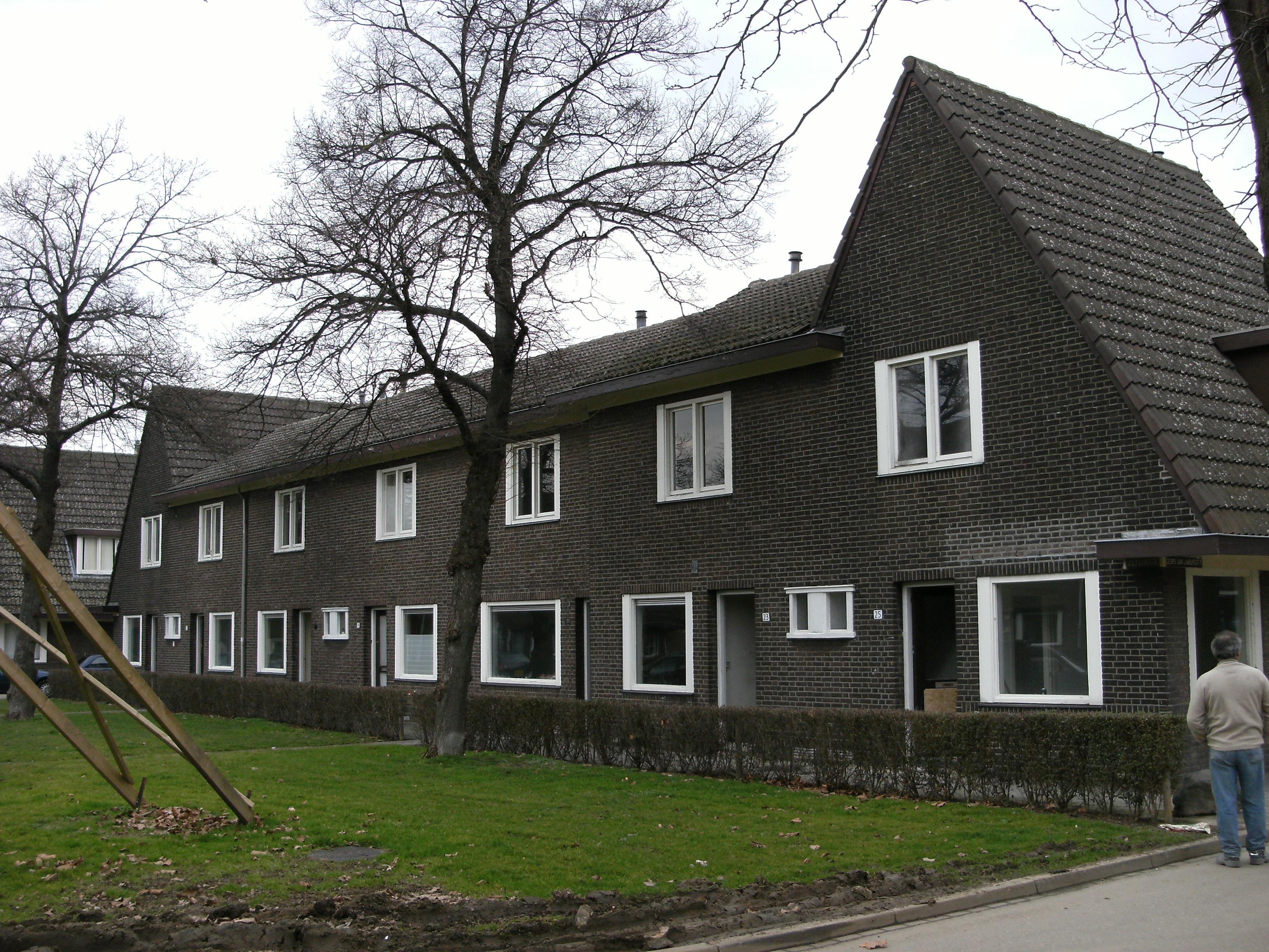 Enkelthendelser zeven Huizen