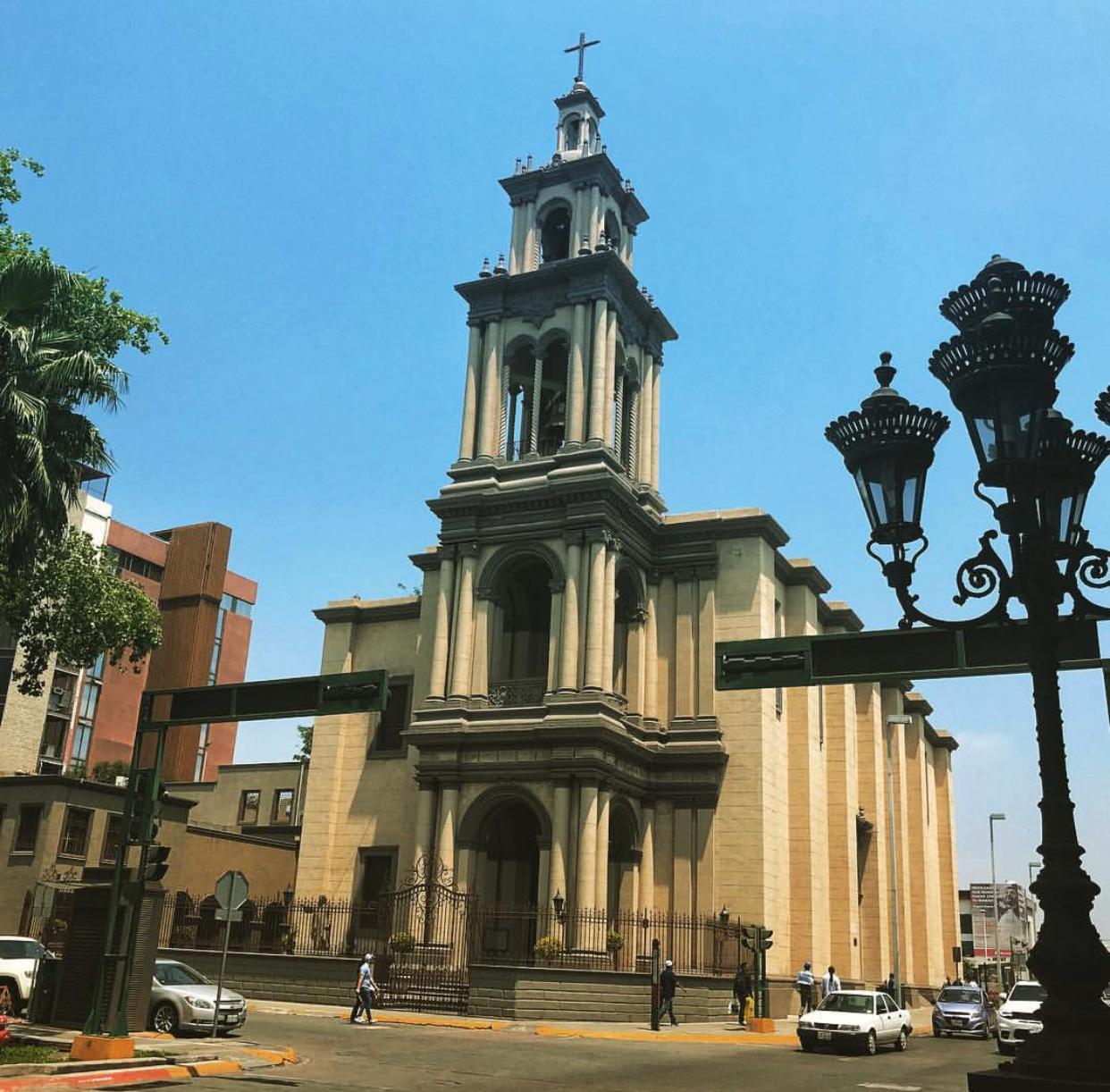 File Iglesia Del Sagrado Corazón De Jesús Centro De Monterrey Jpg Wikimedia Commons