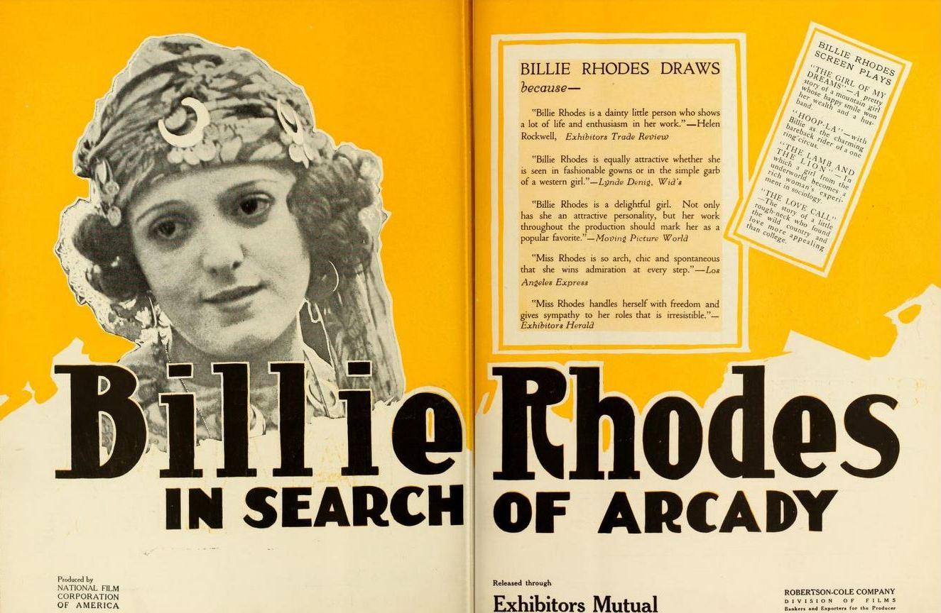pictures Billie Rhodes