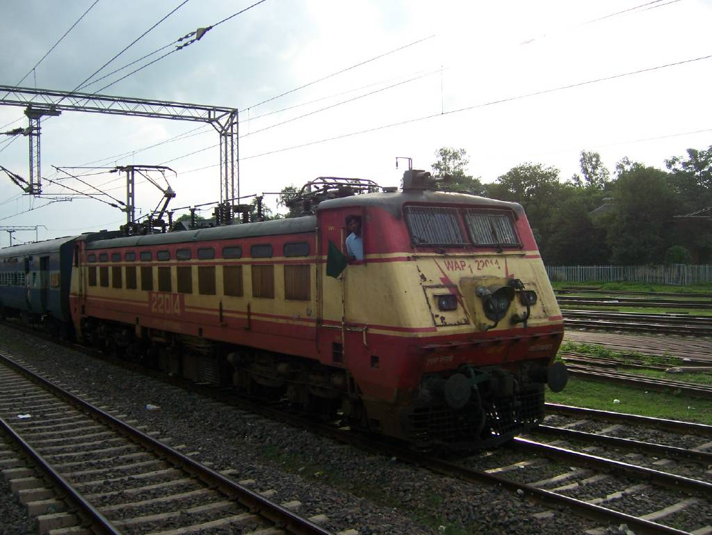 Indian Electric Trains | www.pixshark.com - Images ...