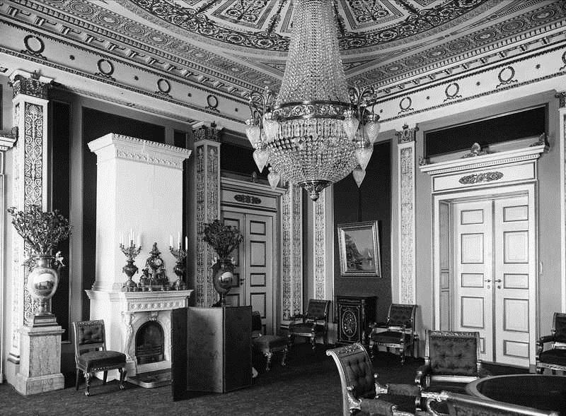 Description Interior of Royal Palace, Oslo OB.Y3975.jpg