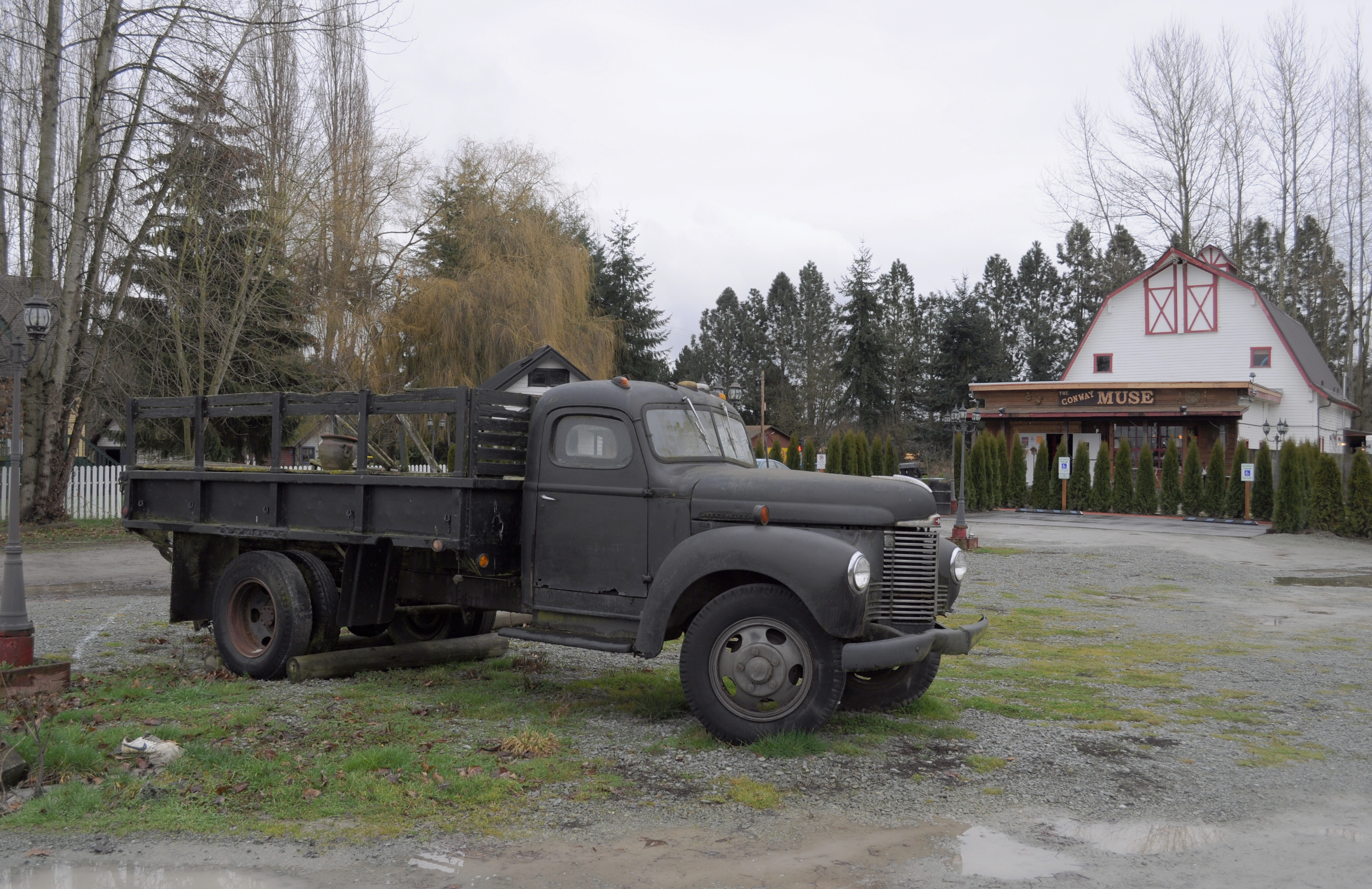 International Kb 5 Truck Tractor Construction Plant Wiki Html Autos Weblog