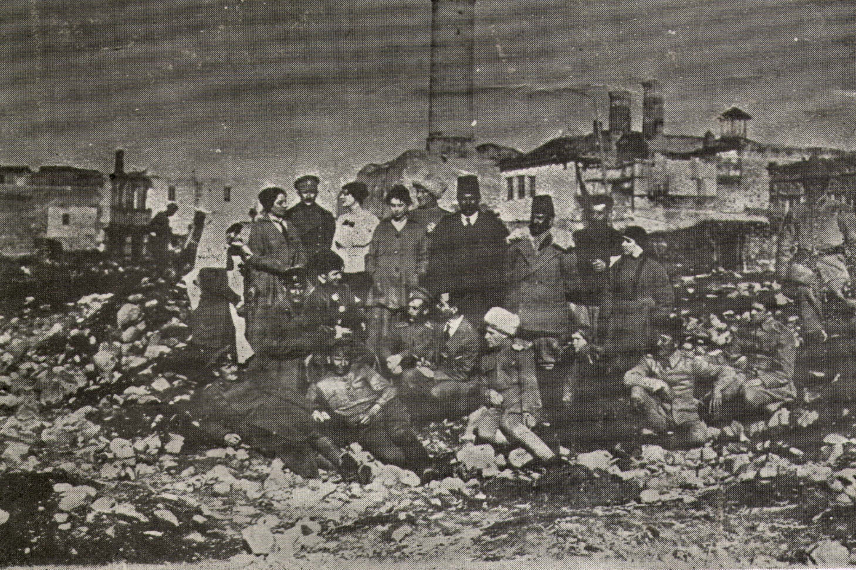 Investigation Committee in Eastern Anatolia (destroyed by Armenians).jpg