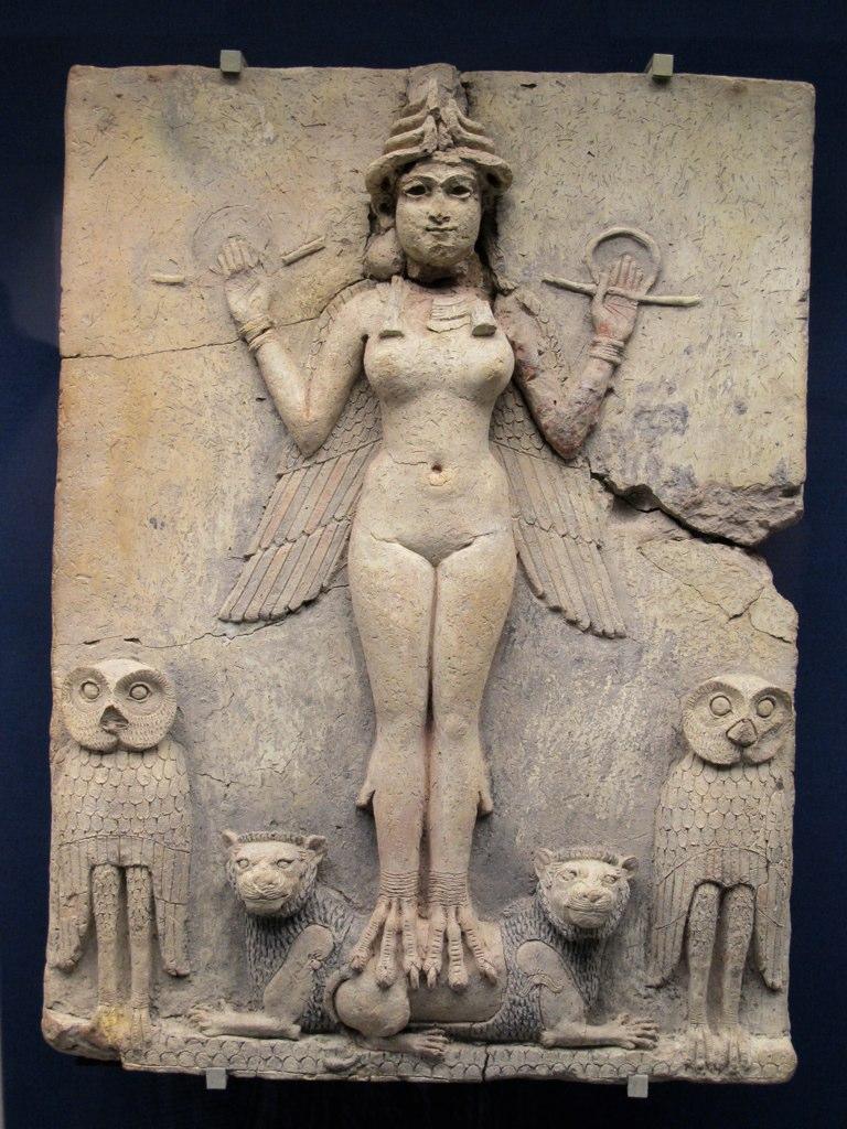 Ishtar Ishtar_goddess