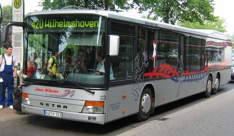 File:Jan Klein Setra Bus jpg - Wikimedia Commons