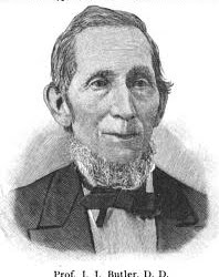 John Jay Butler American minister and theologian