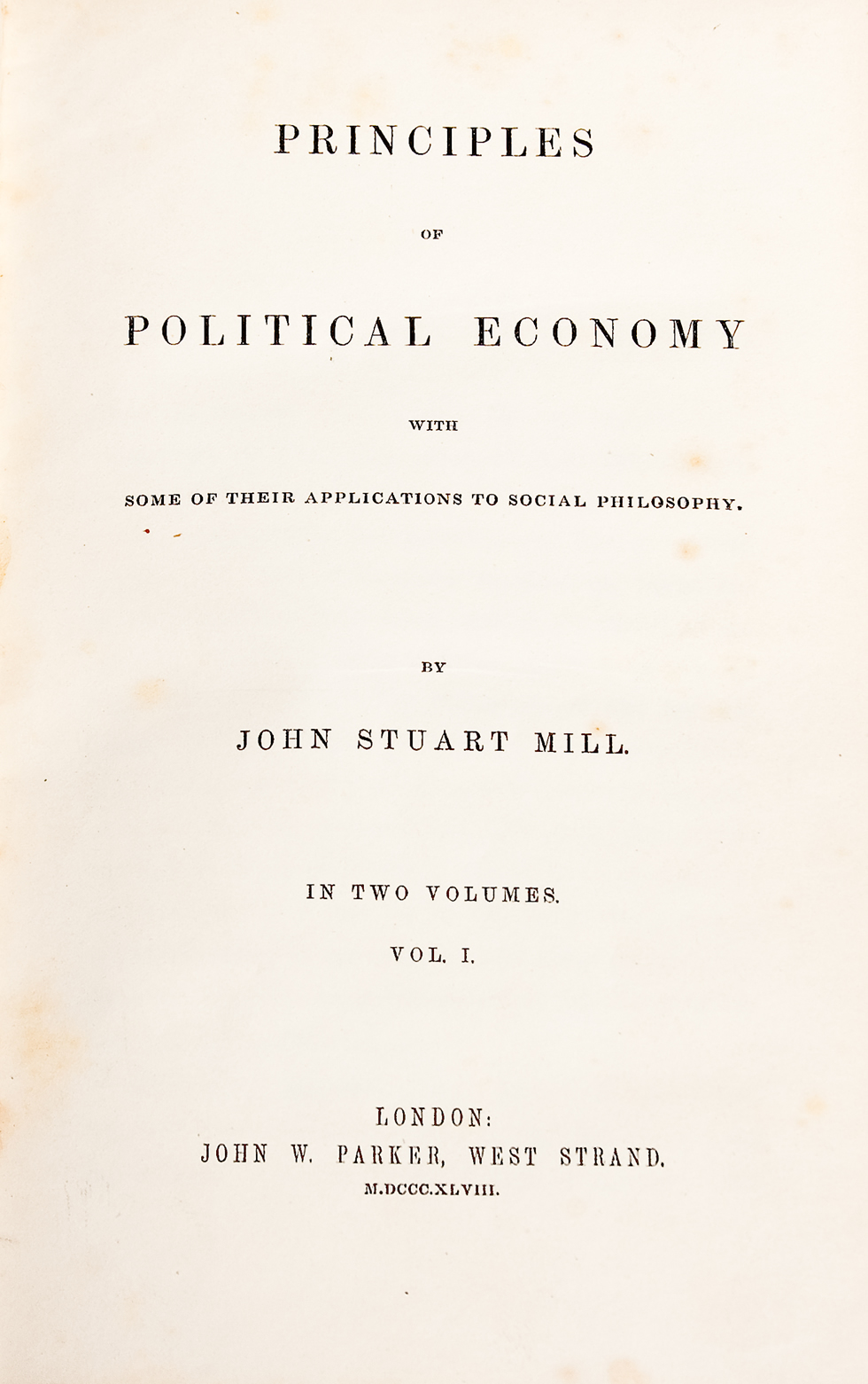 file john stuart mill principles of political economy some  file john stuart mill principles of political economy some of their applications to