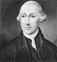 Joseph Hewes Signer of the United States Declaration of Independence