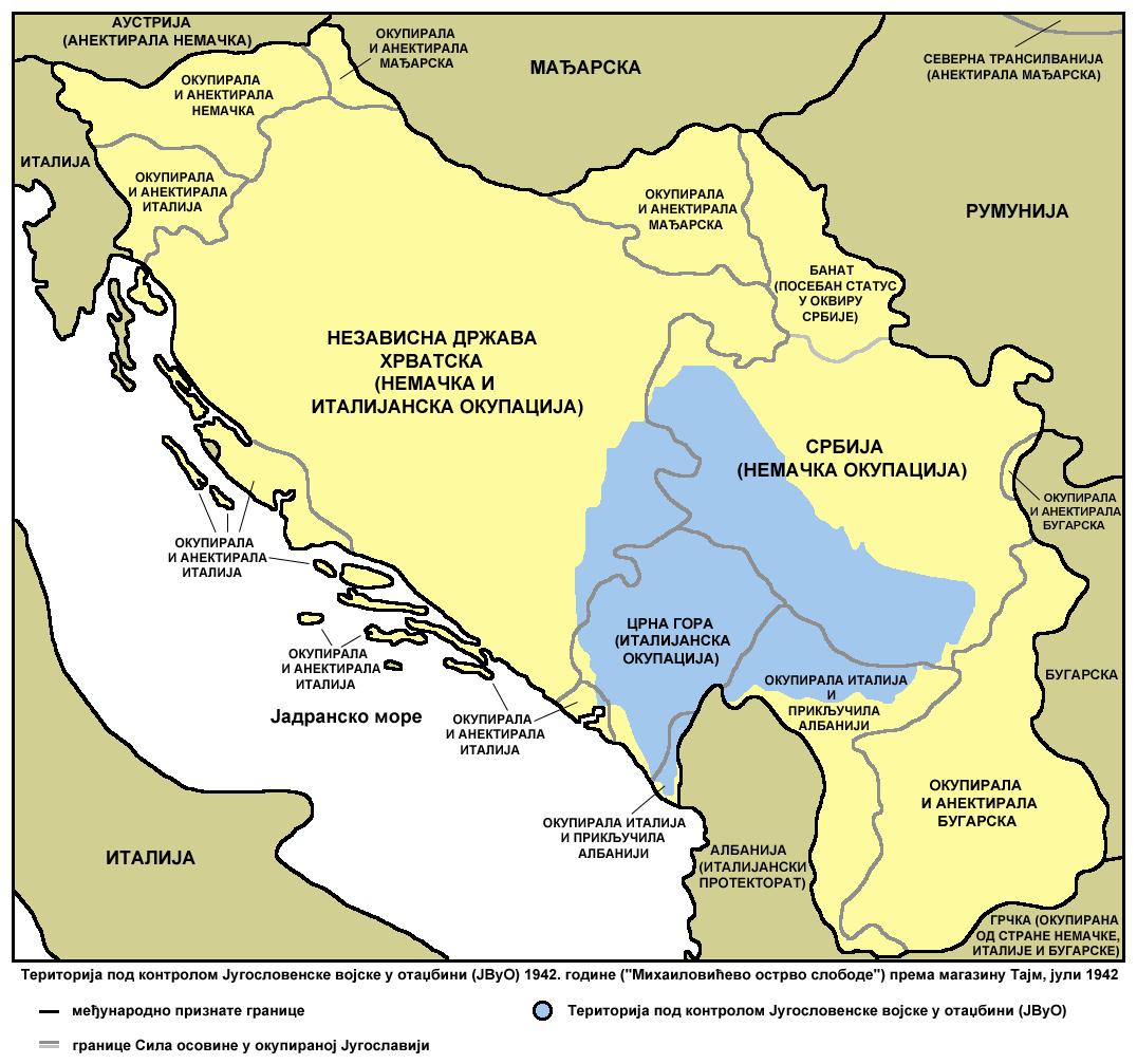 ravna gora mapa srbija Forum Krstarice ravna gora mapa srbija