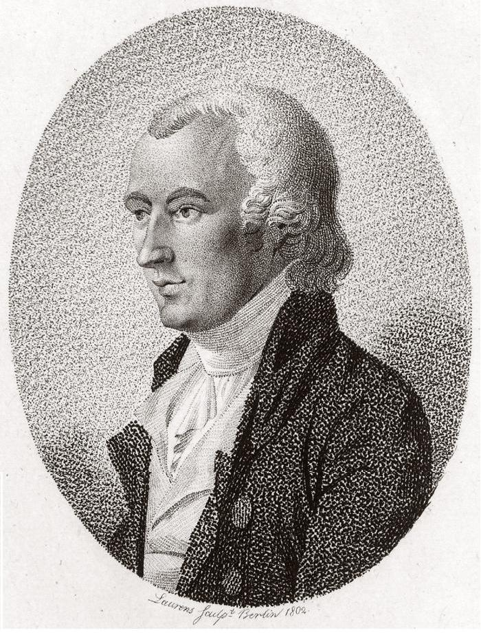 Depiction of Carl Ludwig Willdenow