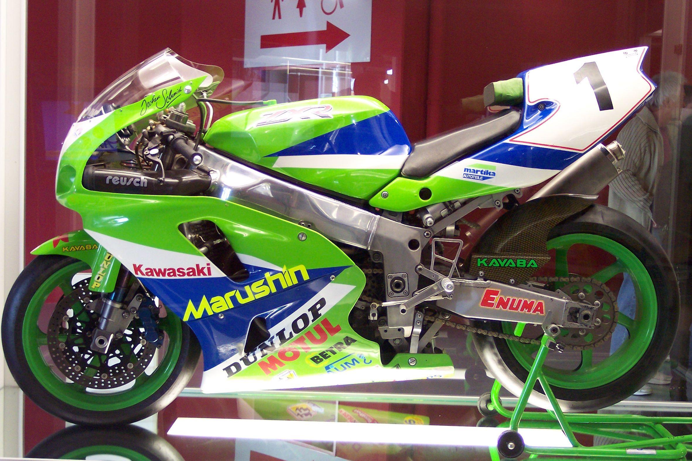 Kawasaki Part No