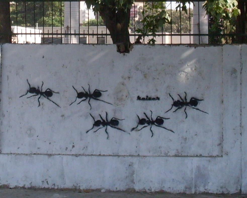 Description keizer street art jpg