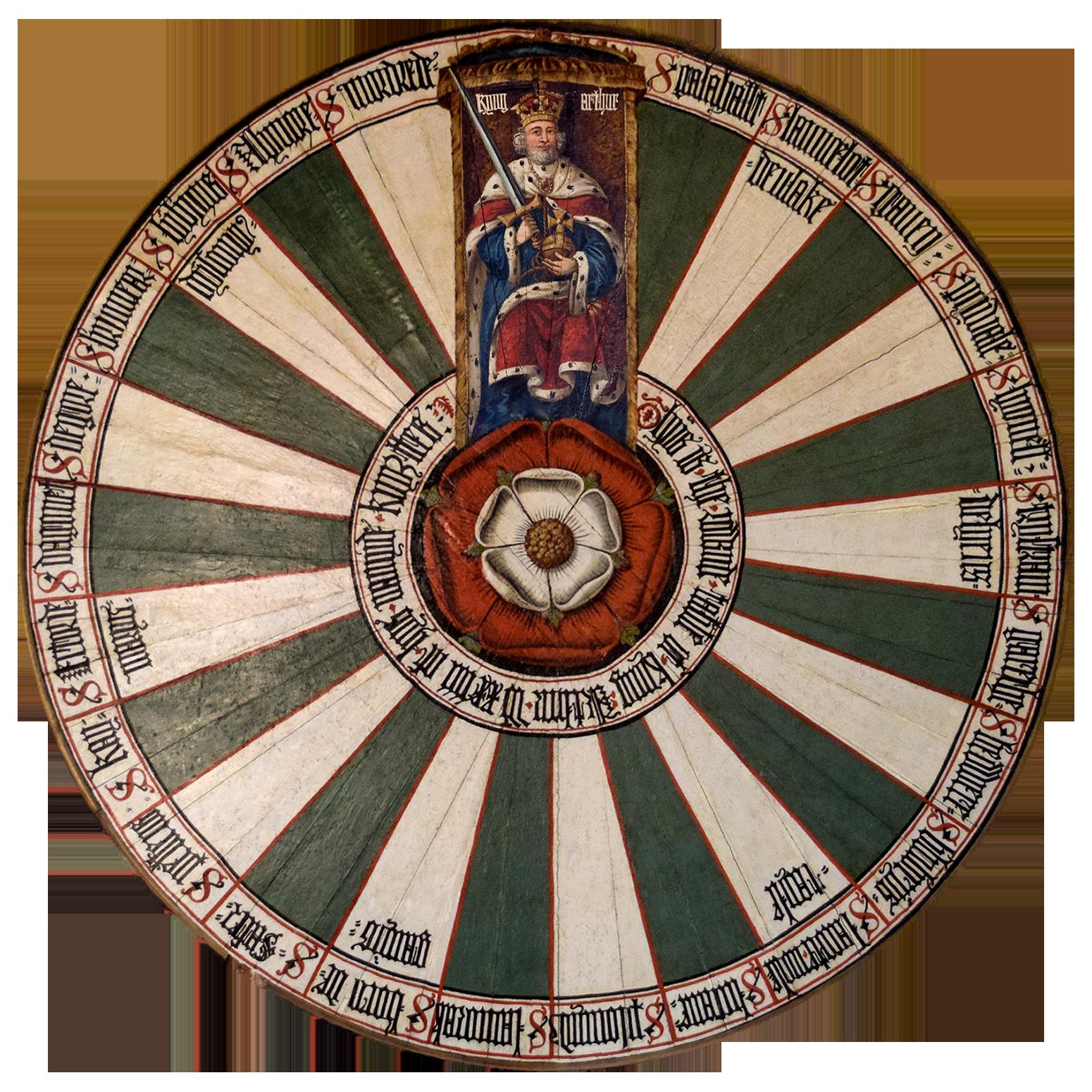Description King Arthur 39 S Round Table At Winchester Castle Winchester
