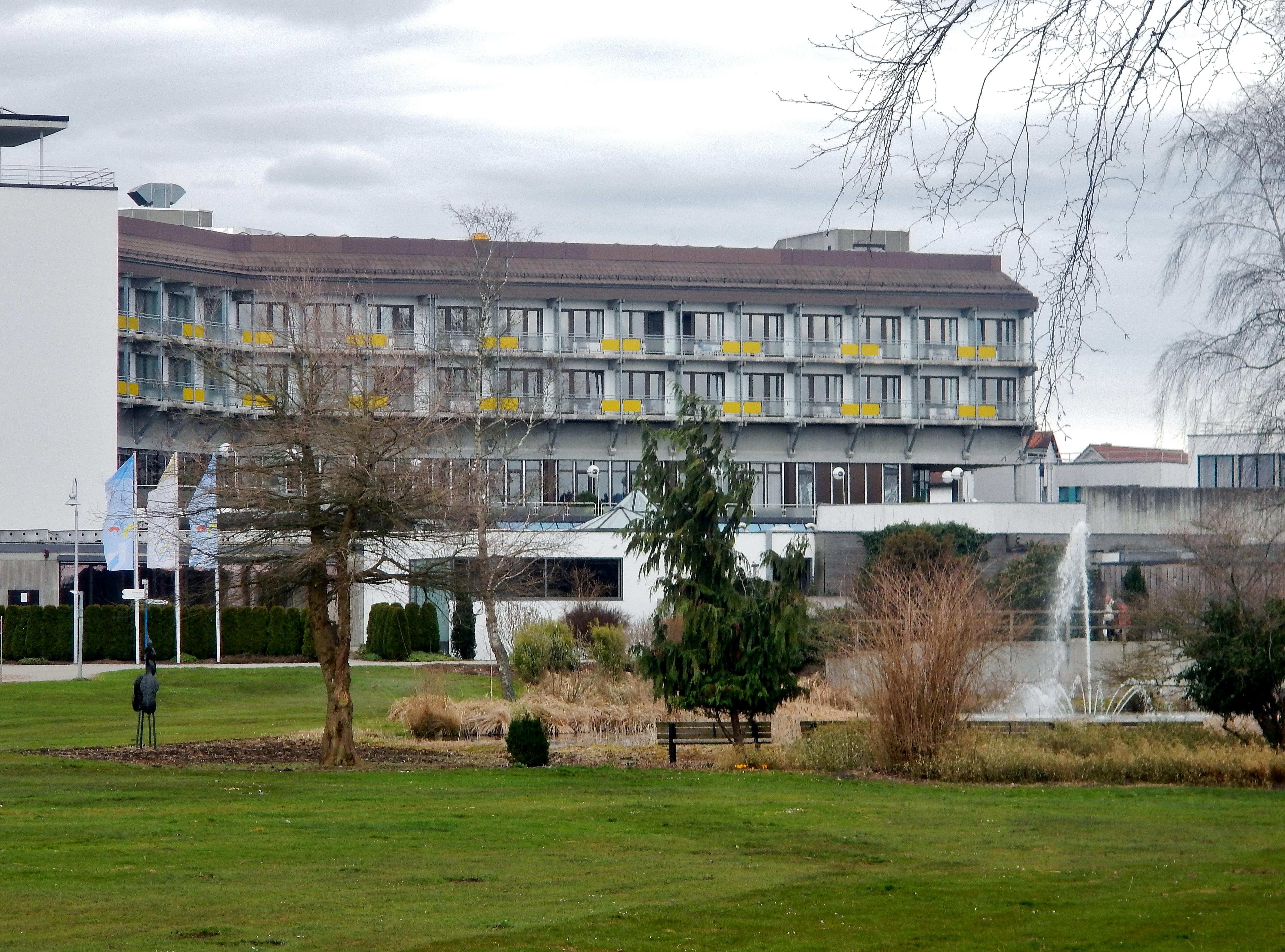 Bad Buchau Federseeklinik Hotel Tischreservierung Fur Silvester