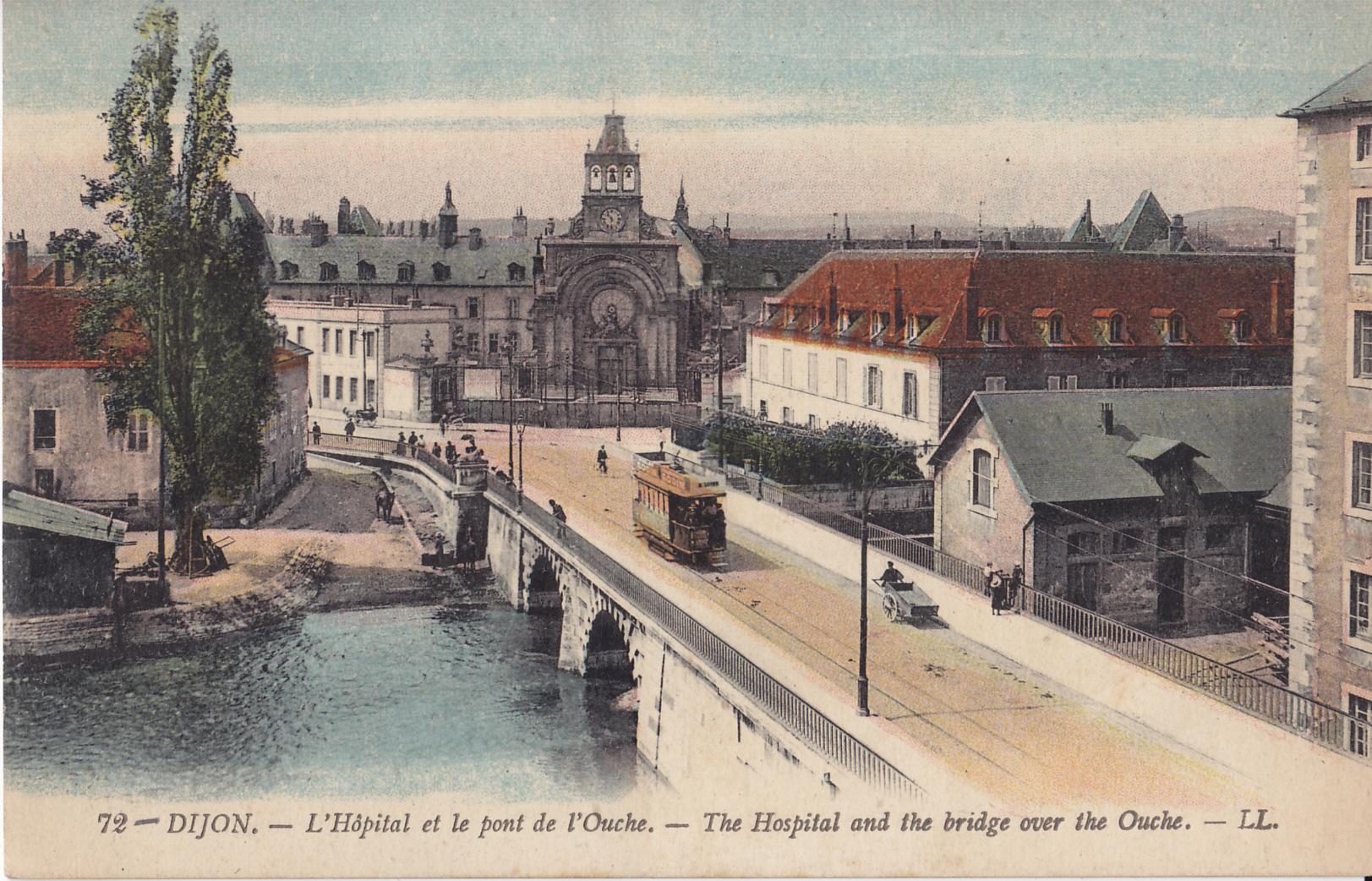 Fichier ll 72 dijon l 39 hopital et le pont de l 39 ouche - Piscine de saint michel sur orge ...