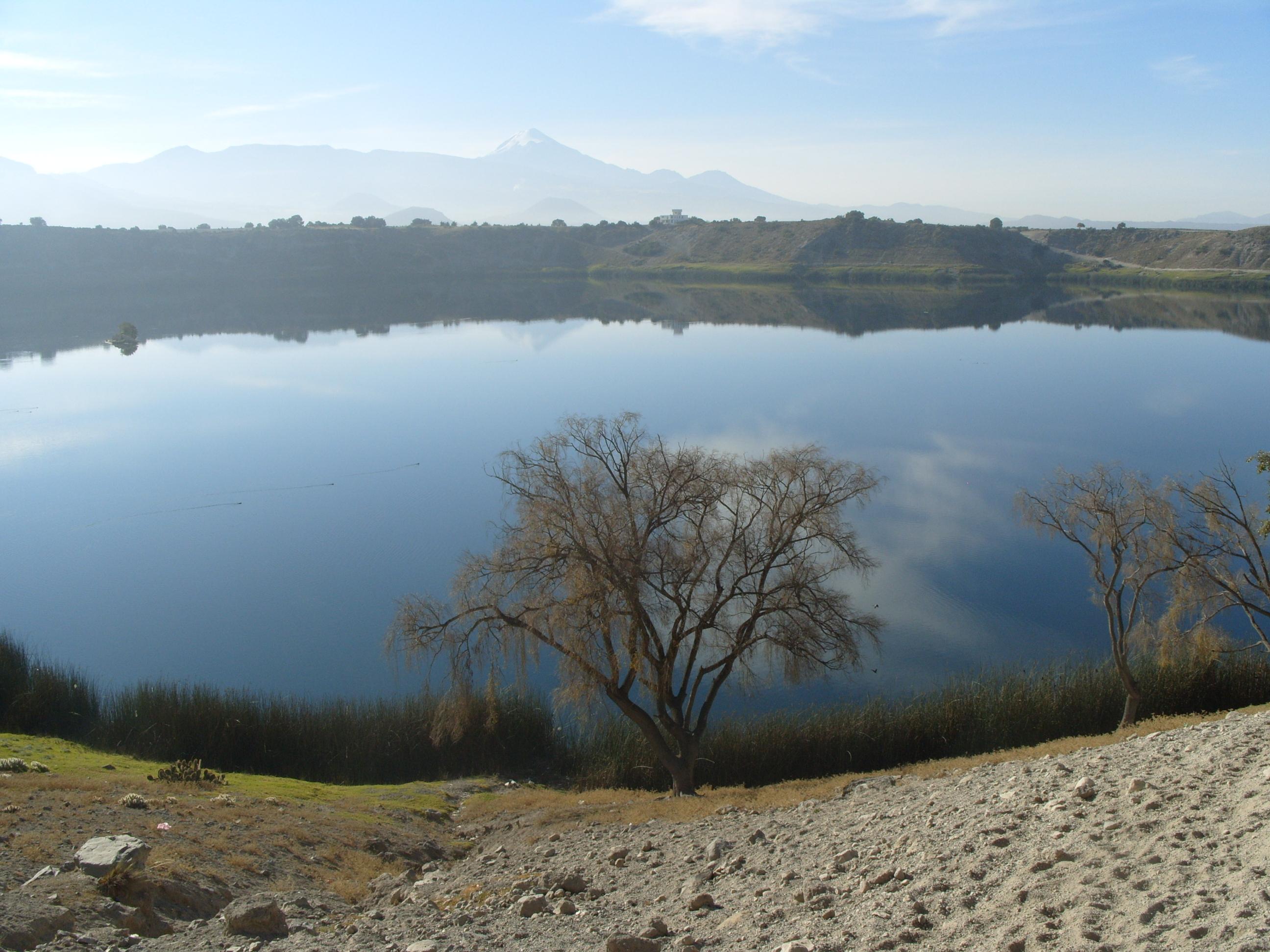 Laguna de Quechulac