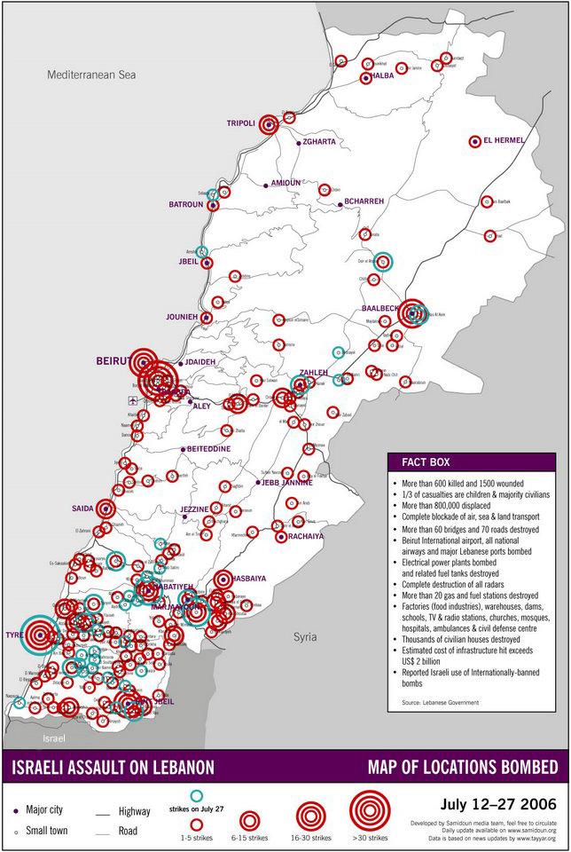 Incursión en Israel de Milicias de Hezbolá