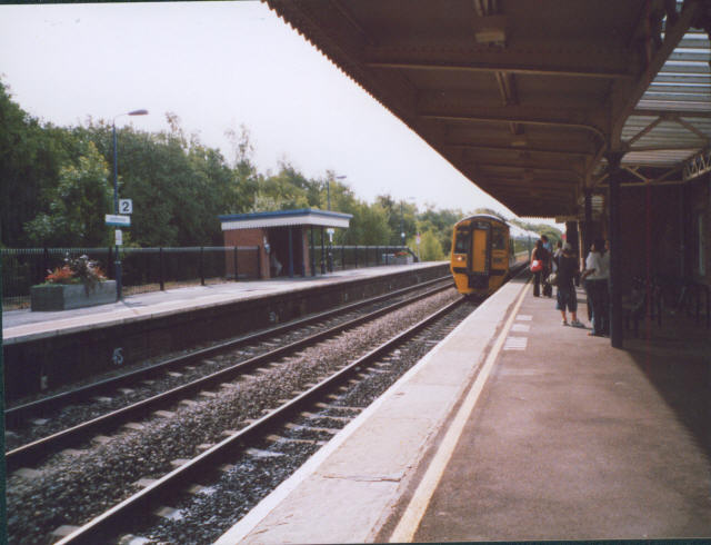 Leominster Railway Station Wikipedia