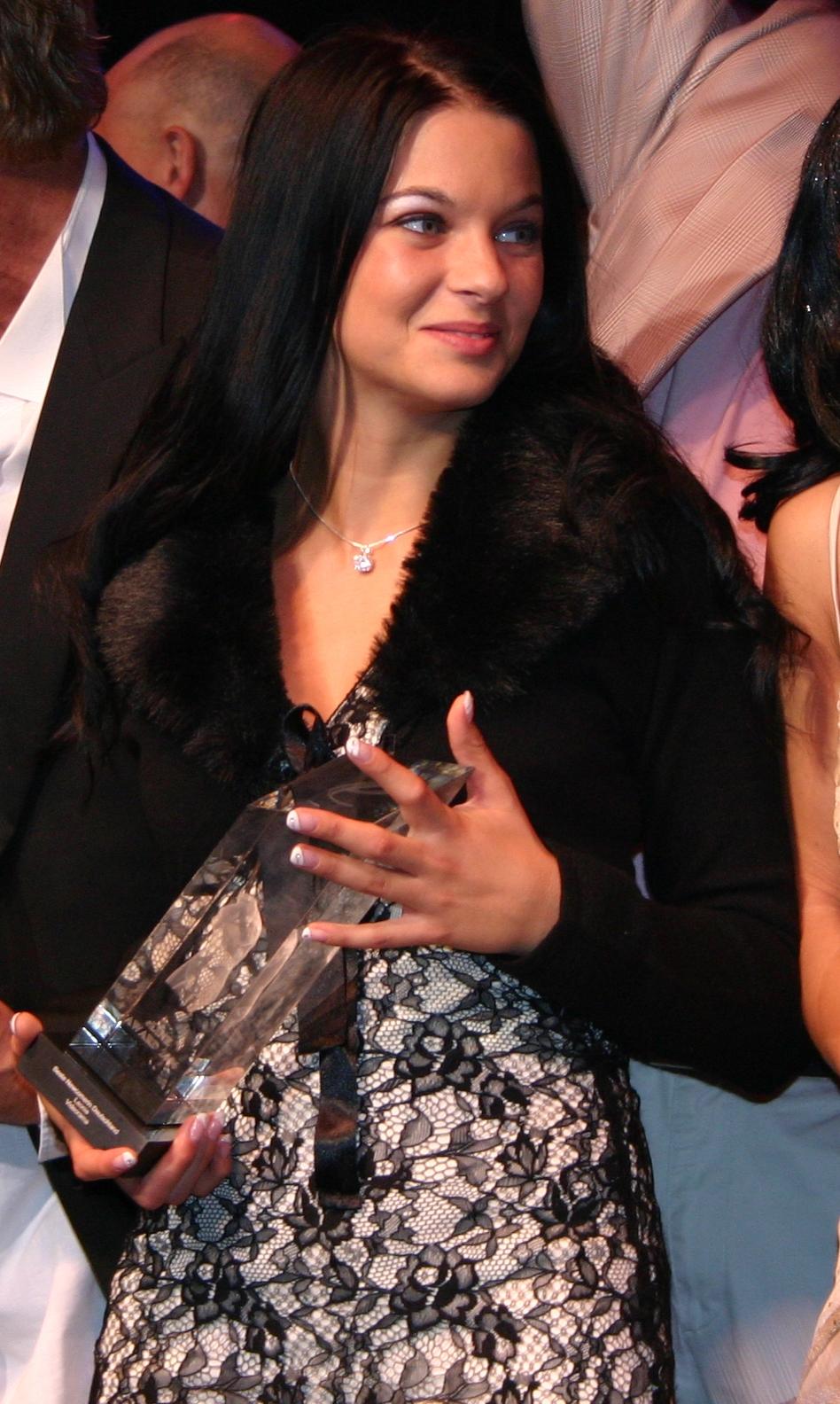 Description Leonie Saint 2006.JPG