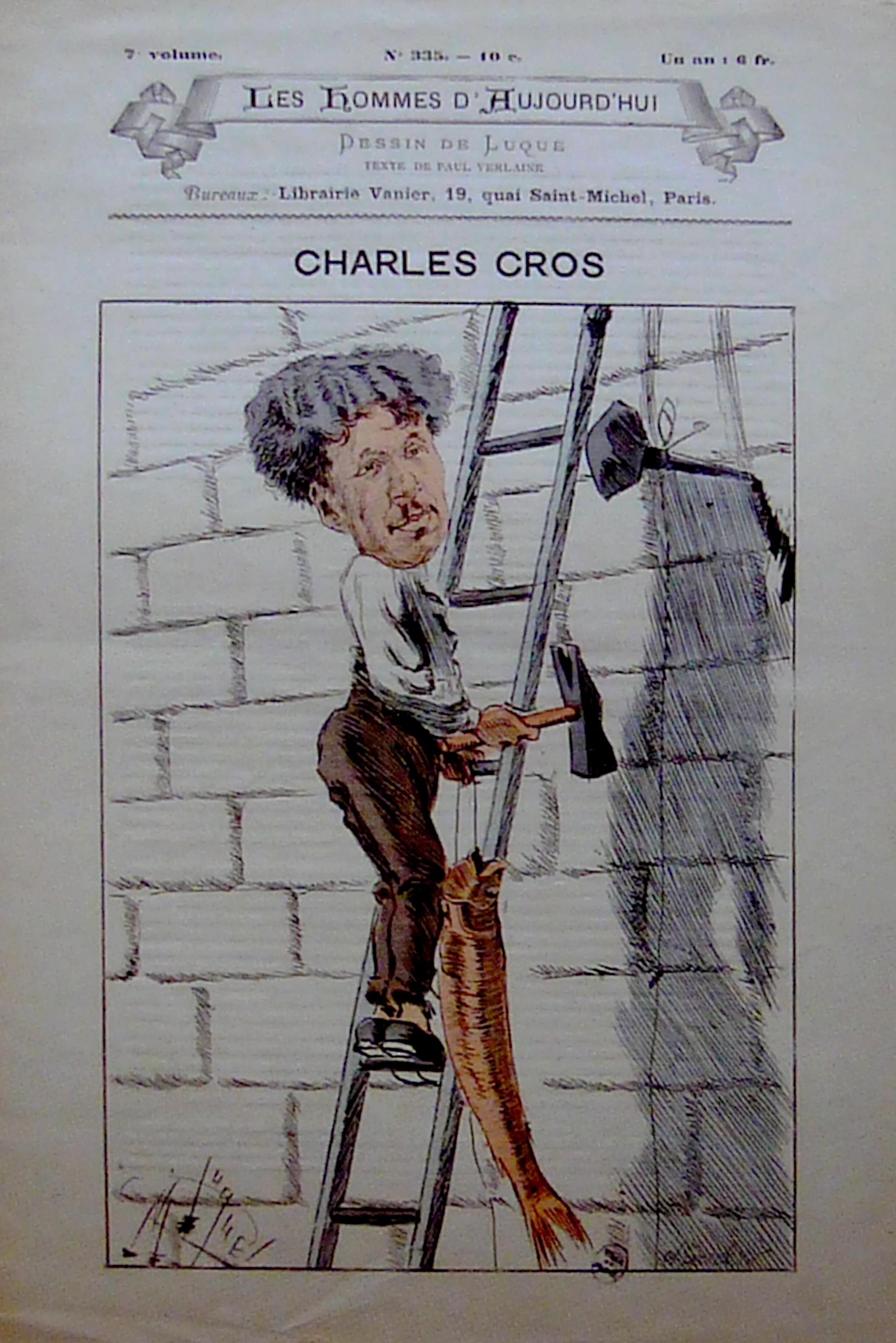 Charles Cros wikipedia