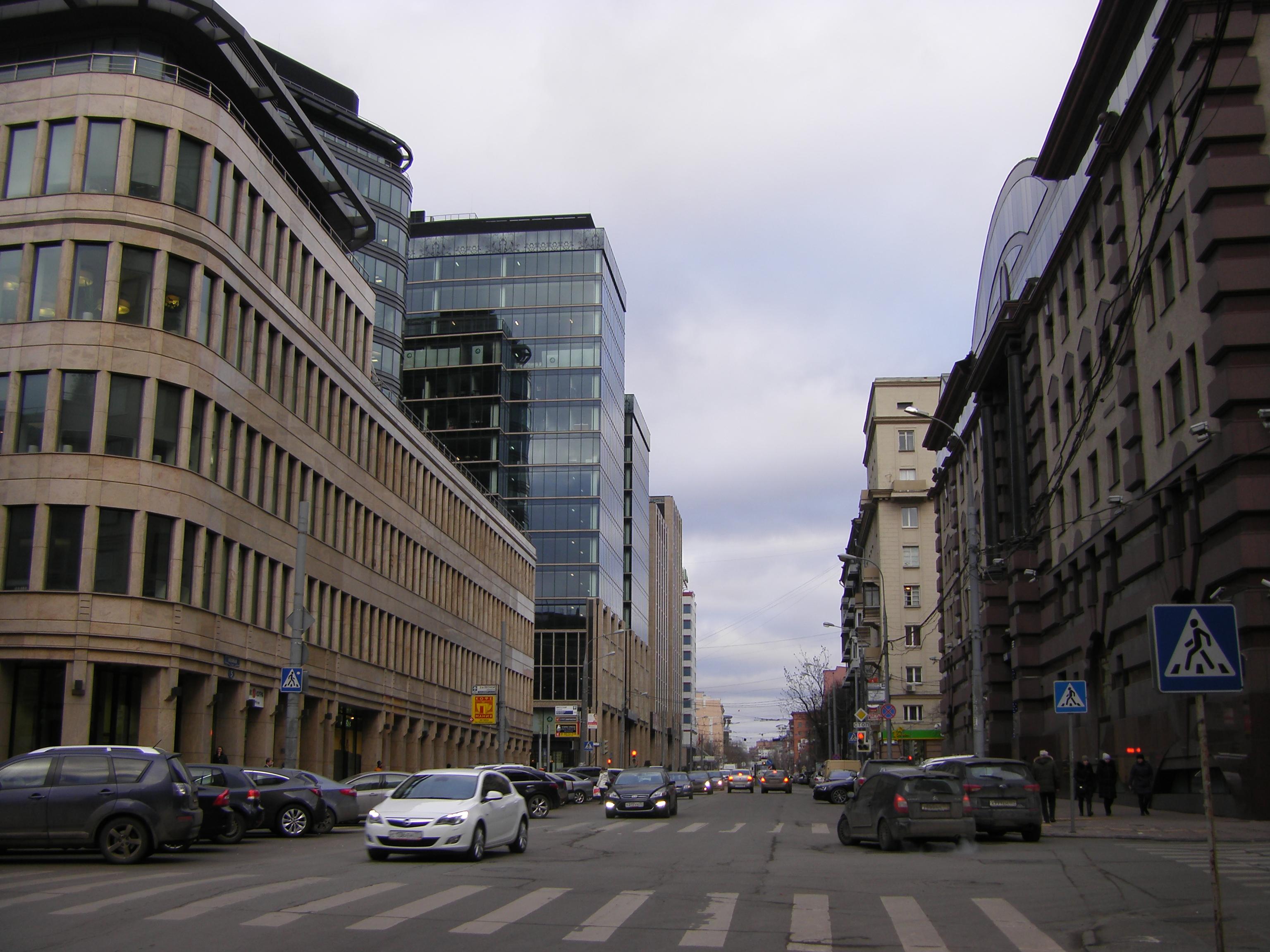 ee633b64909e Лесная улица (Москва) — Википедия