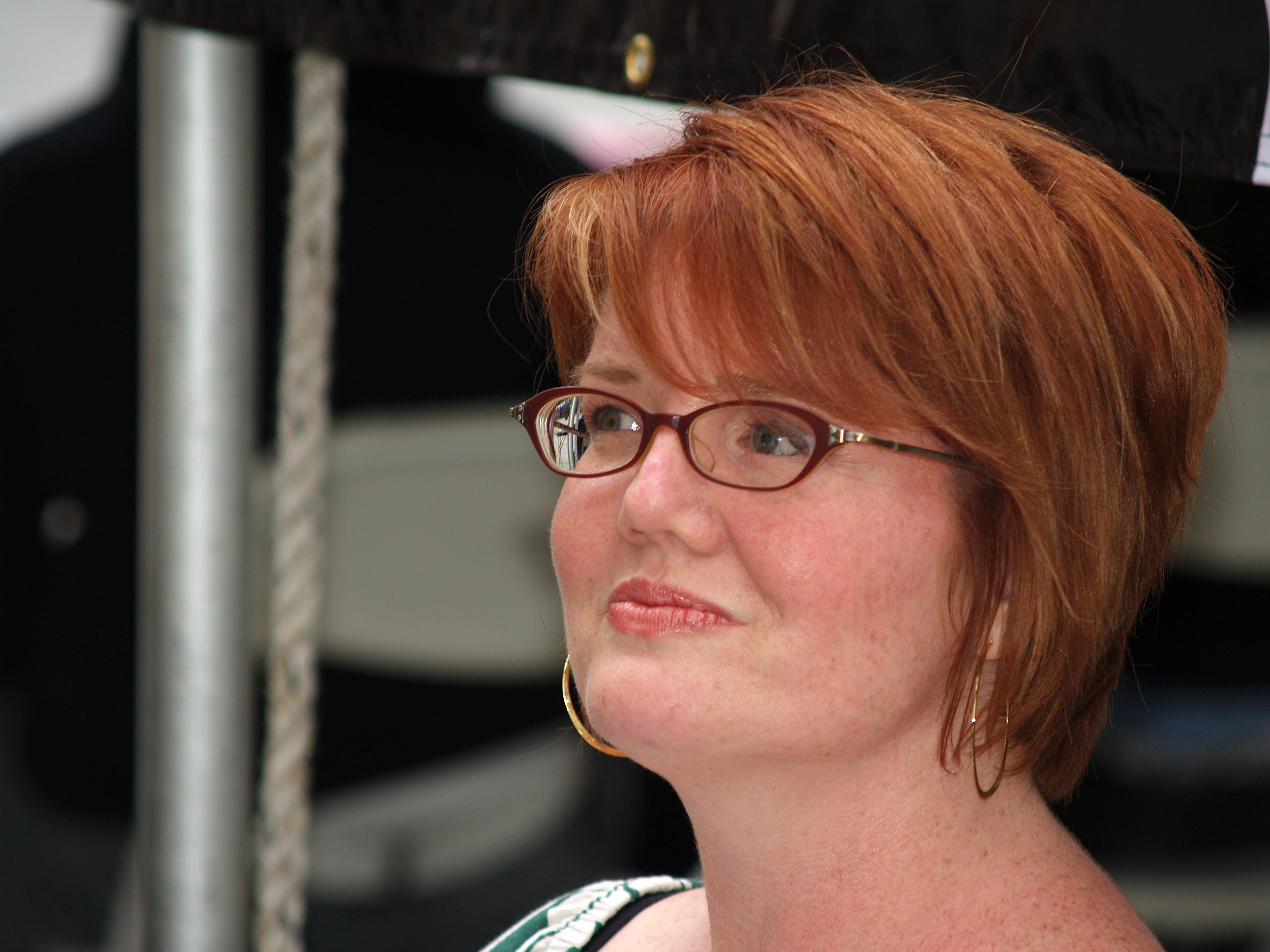 Portrait of Libba Bray