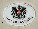 Logo der Hiller-Kaserne