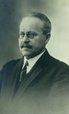 ルートヴィヒ・プセップc。 1920年