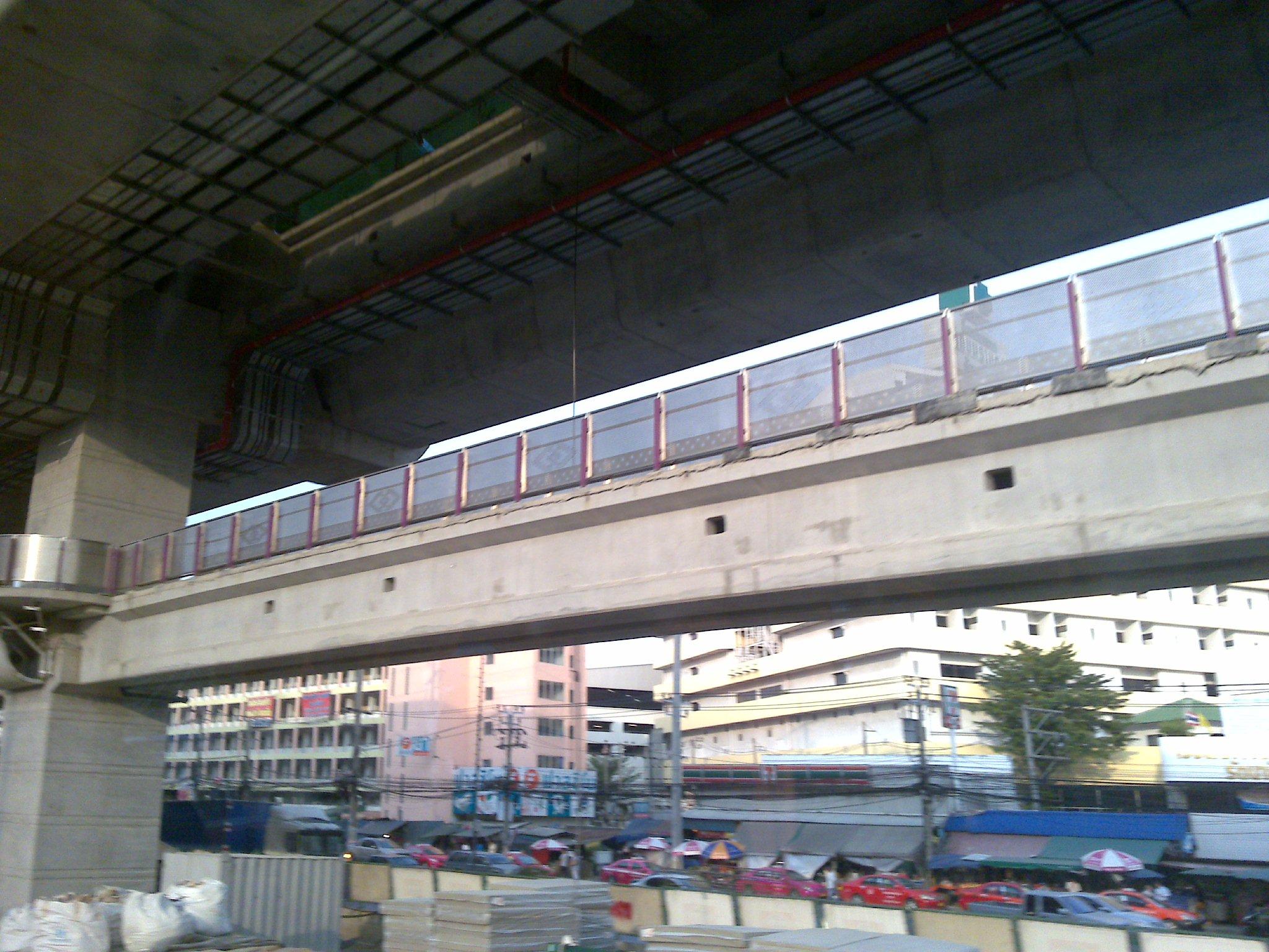 Mrt Purple Line Bangkok File:mrt Purple Line Under