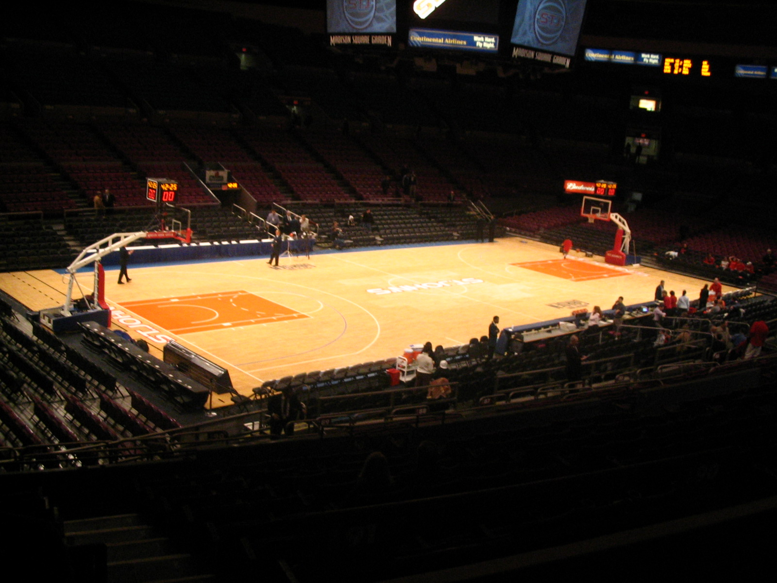 Check Out Madison Square Garden In New York Photos