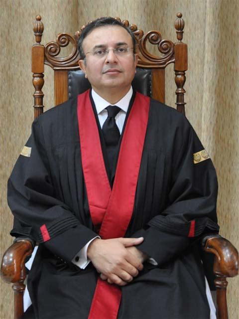 Image result for justice mansoor ali shah